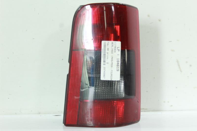 Feu arriere principal droit (feux) CITROEN BERLINGO (M49/M59) FOURGON PHASE 2 Diesel