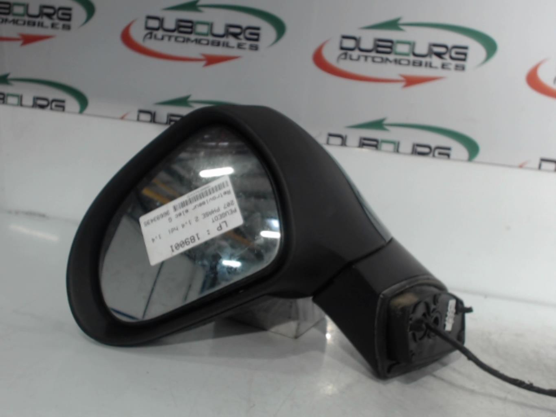 Retroviseur electrique gauche PEUGEOT 207 PHASE 2 Diesel