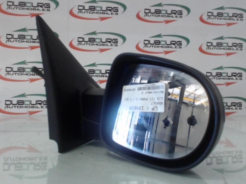 Retroviseur droit RENAULT CLIO 3 PHASE 2 Diesel
