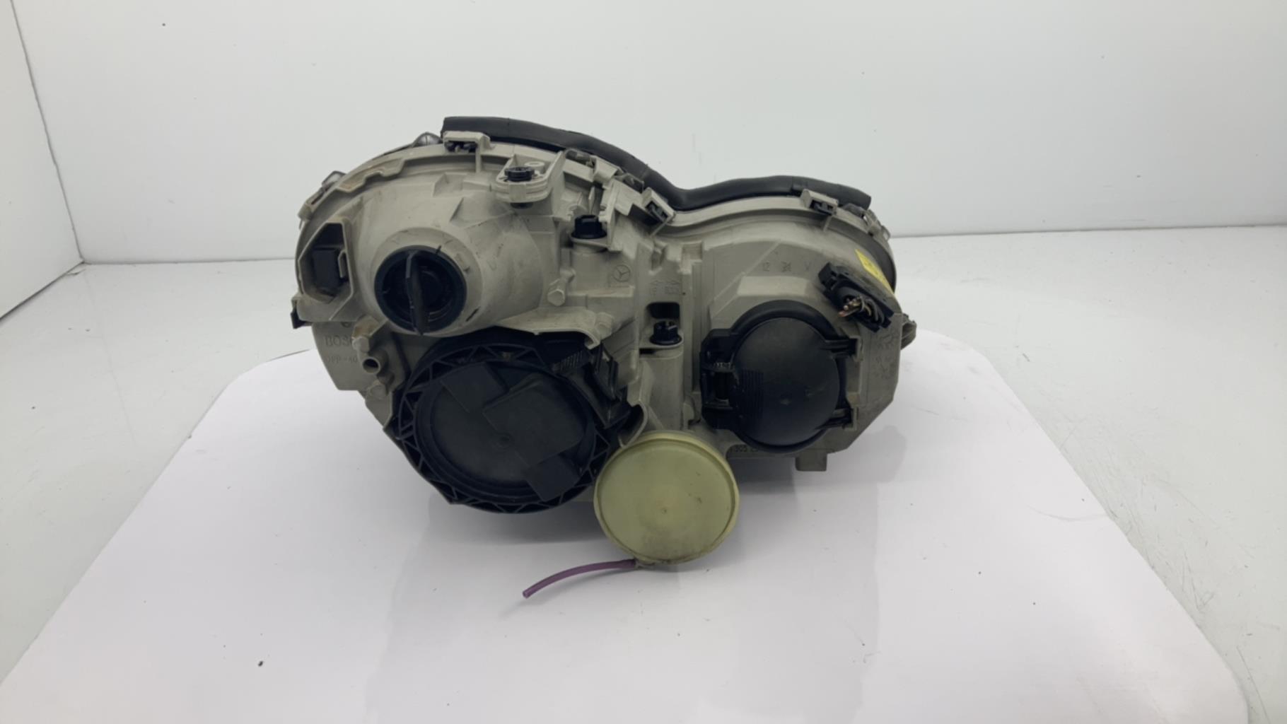 Optique avant principal gauche (feux)(phare) MERCEDES CLASSE C 203 PHASE 1 Diesel