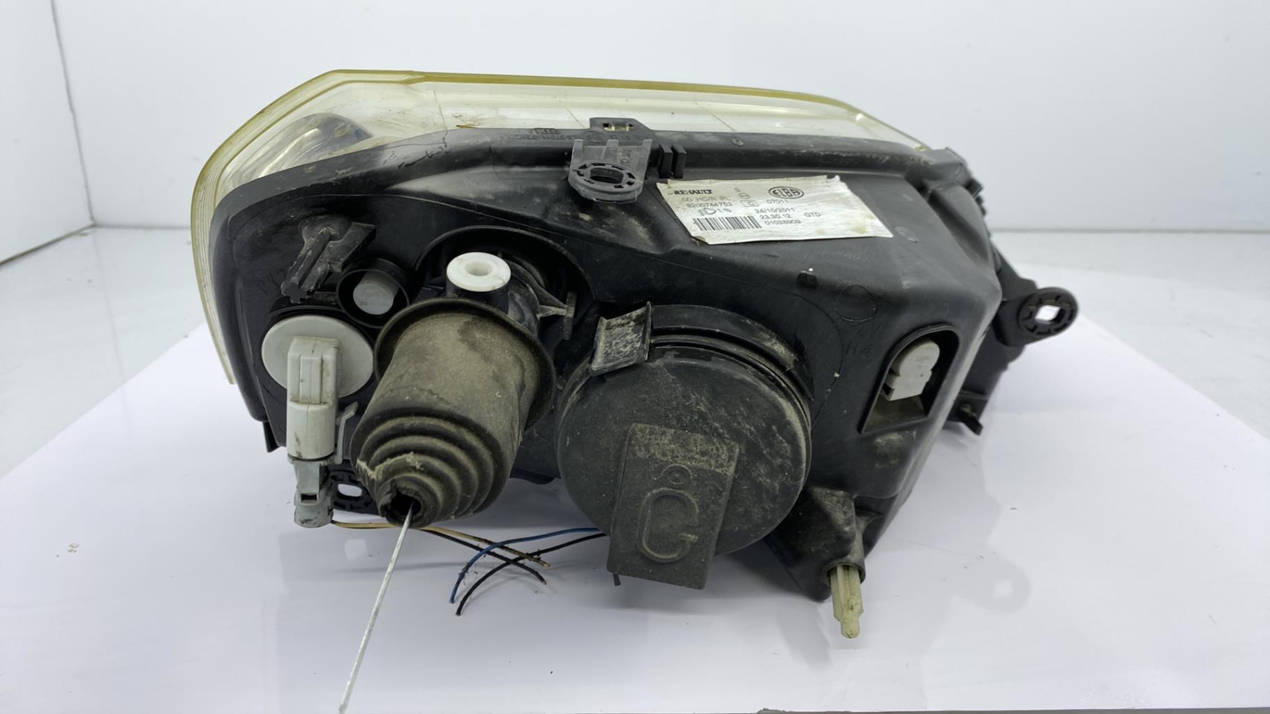 Optique avant principal gauche (feux)(phare) DACIA LOGAN 1 MCV PHASE 2 BREAK Diesel