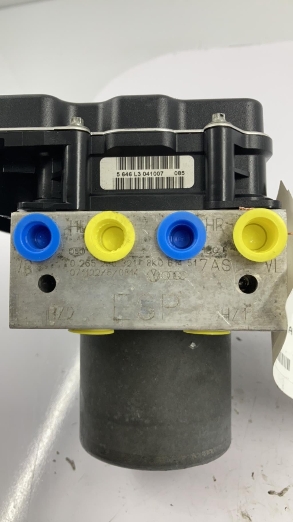 Bloc ABS (freins anti-blocage) AUDI A4 3 PHASE 1 Diesel