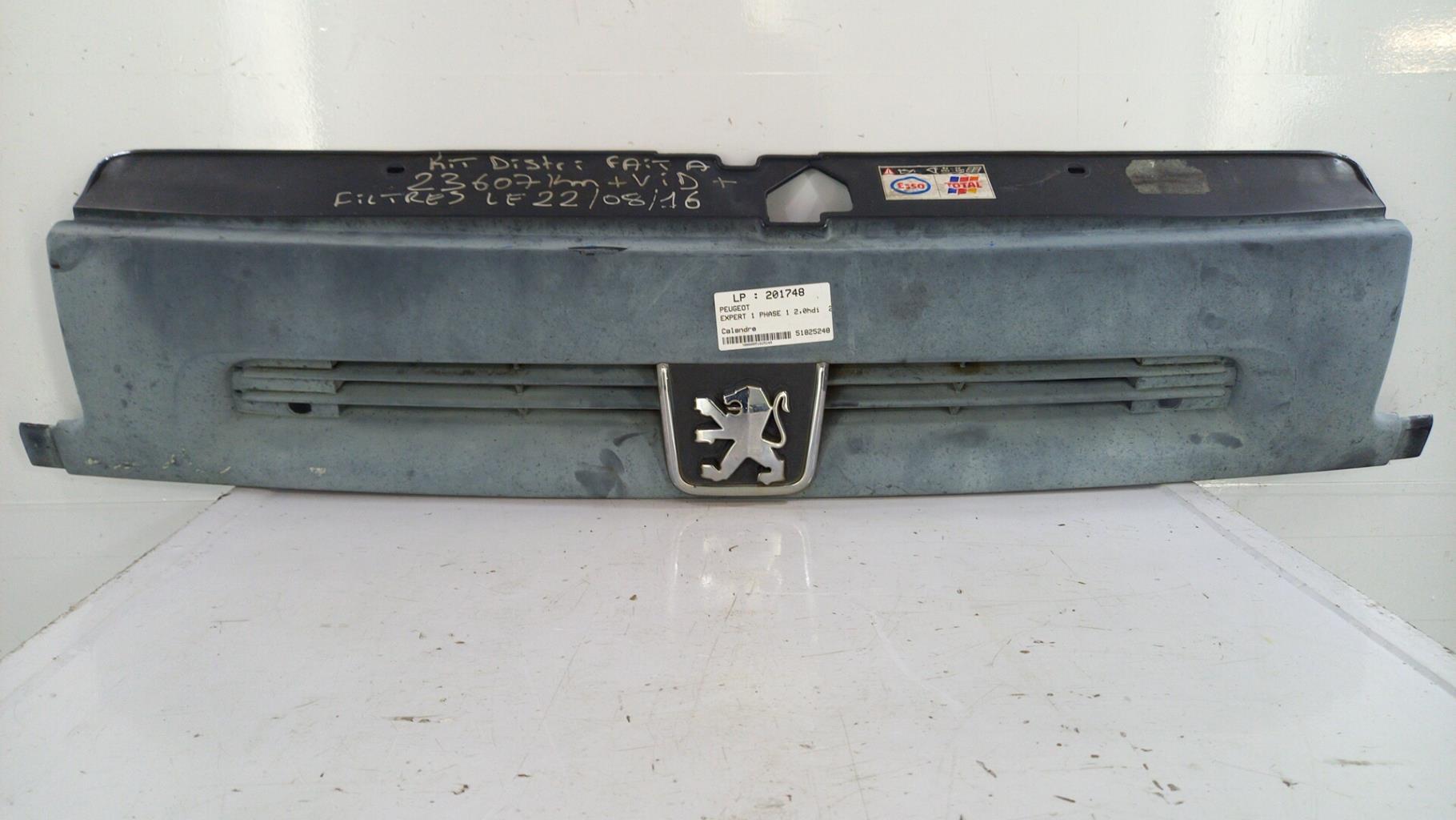 Calandre PEUGEOT EXPERT 1 PHASE 1 Diesel