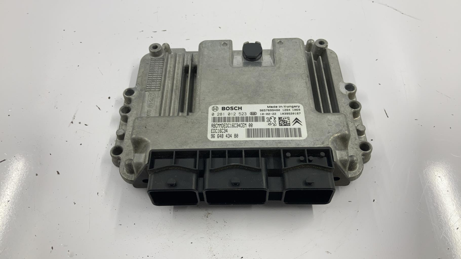 Calculateur CITROEN C3 2 PHASE 1 Diesel
