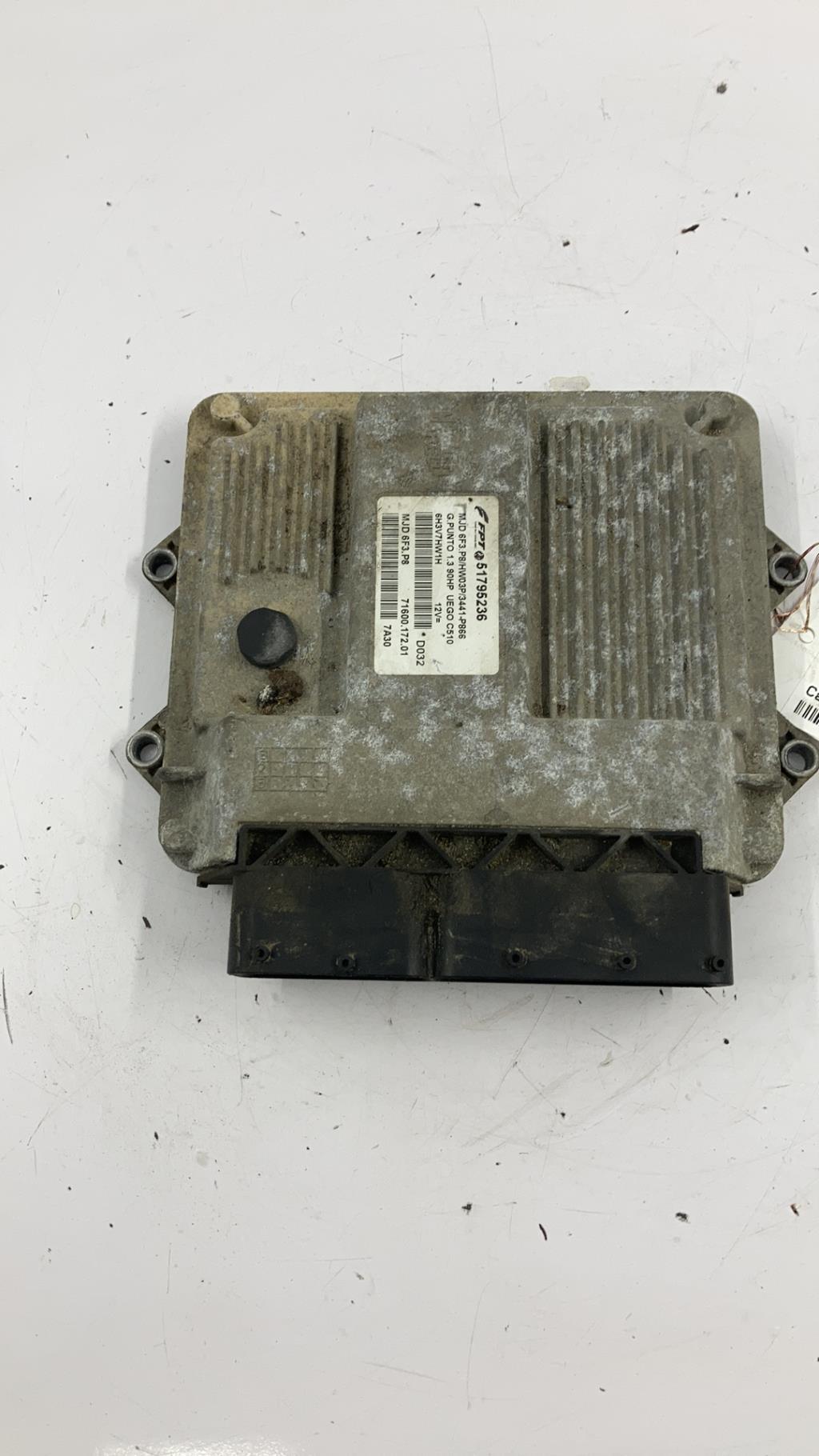Calculateur FIAT GRANDE PUNTO Diesel
