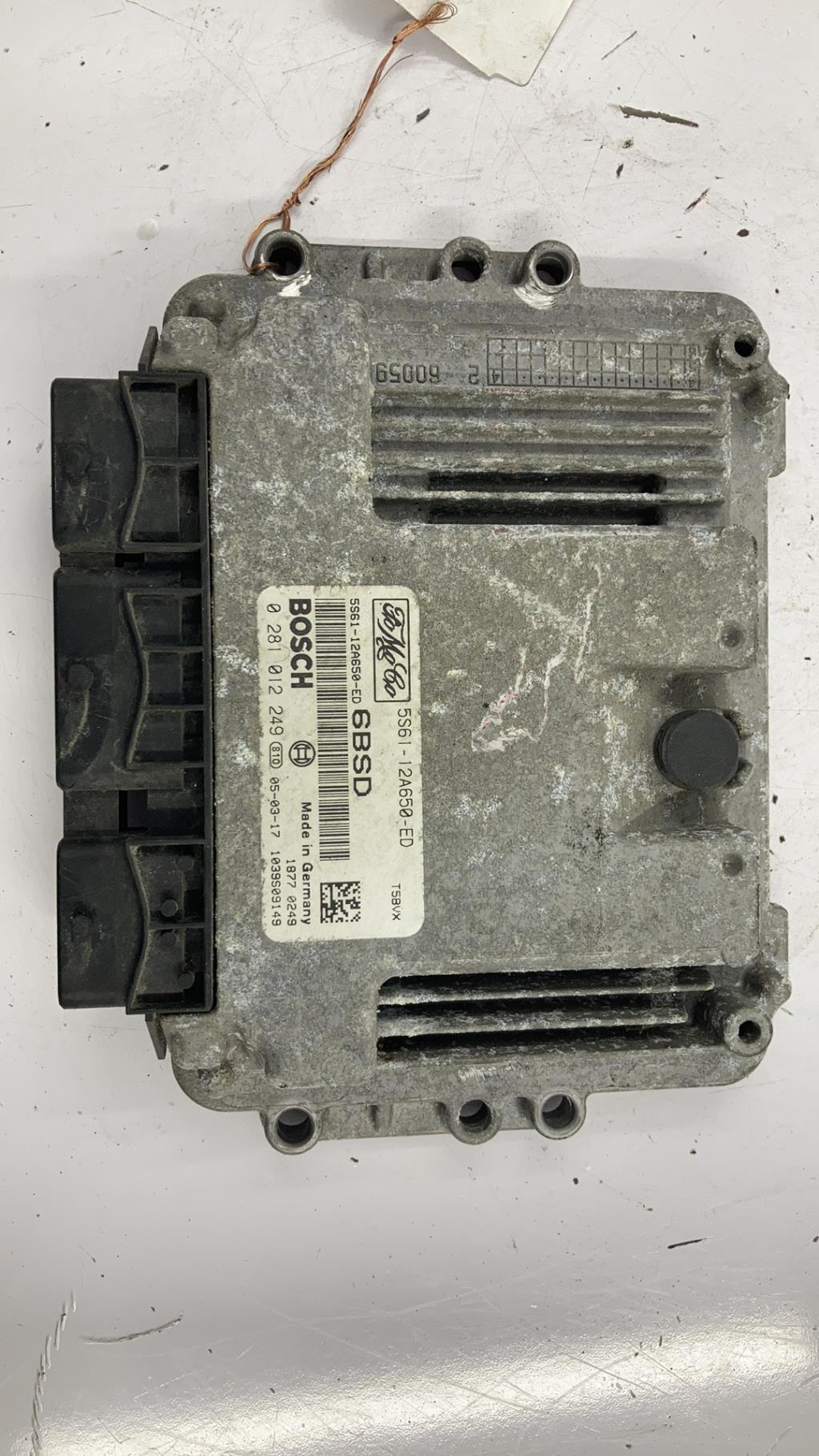 Calculateur FORD FUSION PHASE 1 Diesel