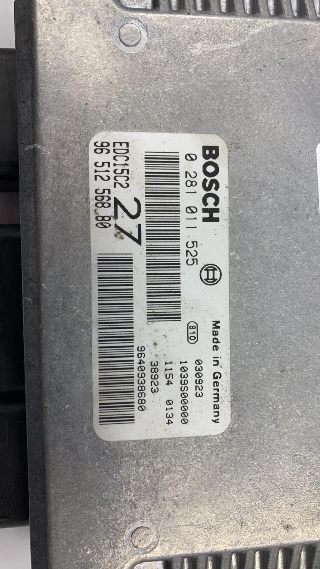 Calculateur PEUGEOT 206 PHASE 2