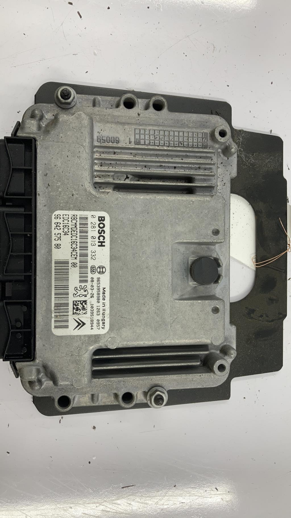 Calculateur PEUGEOT 308 1 PHASE 1 Diesel