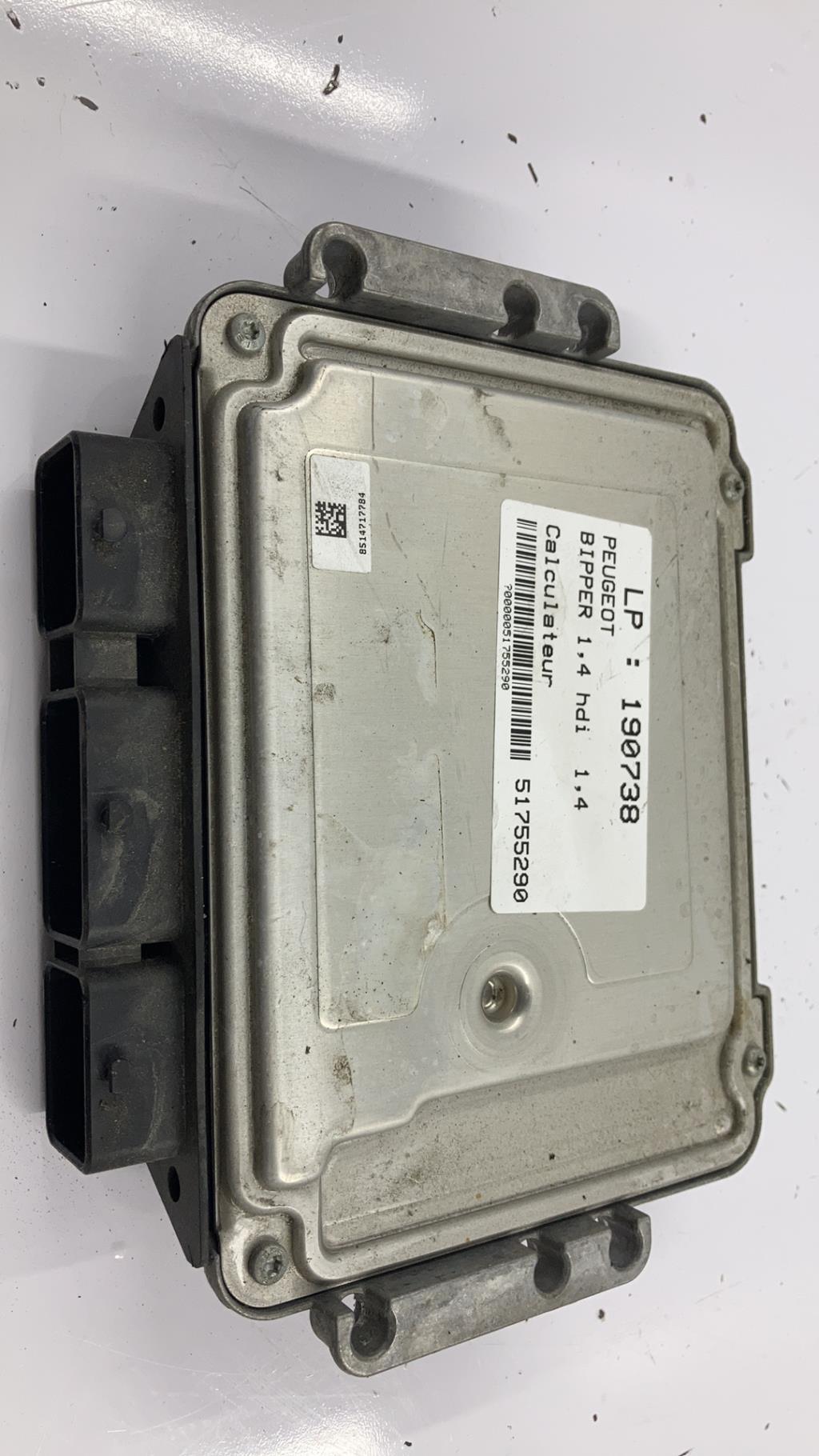 Calculateur PEUGEOT BIPPER Diesel