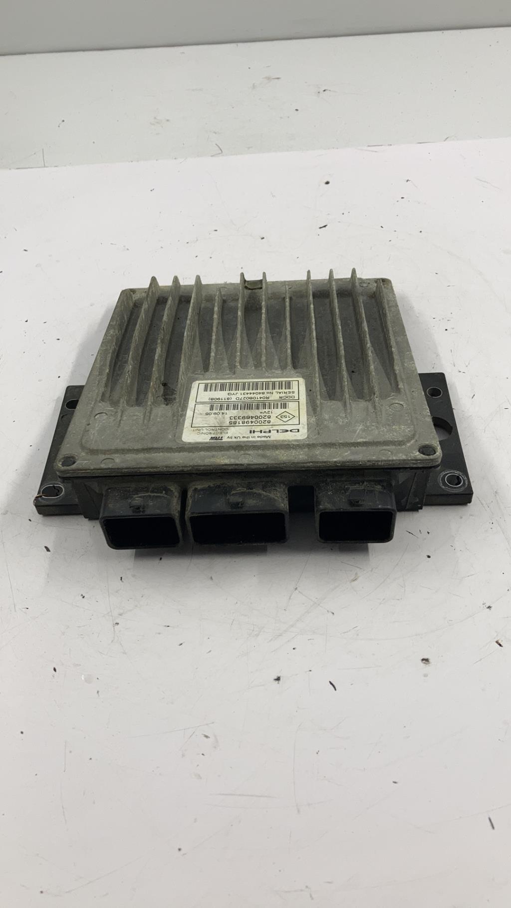 Calculateur RENAULT CLIO 2 PHASE 2 Diesel