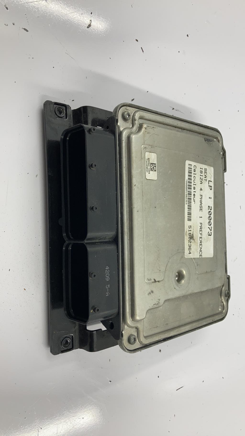 Calculateur SEAT IBIZA 4 PHASE 1 Diesel