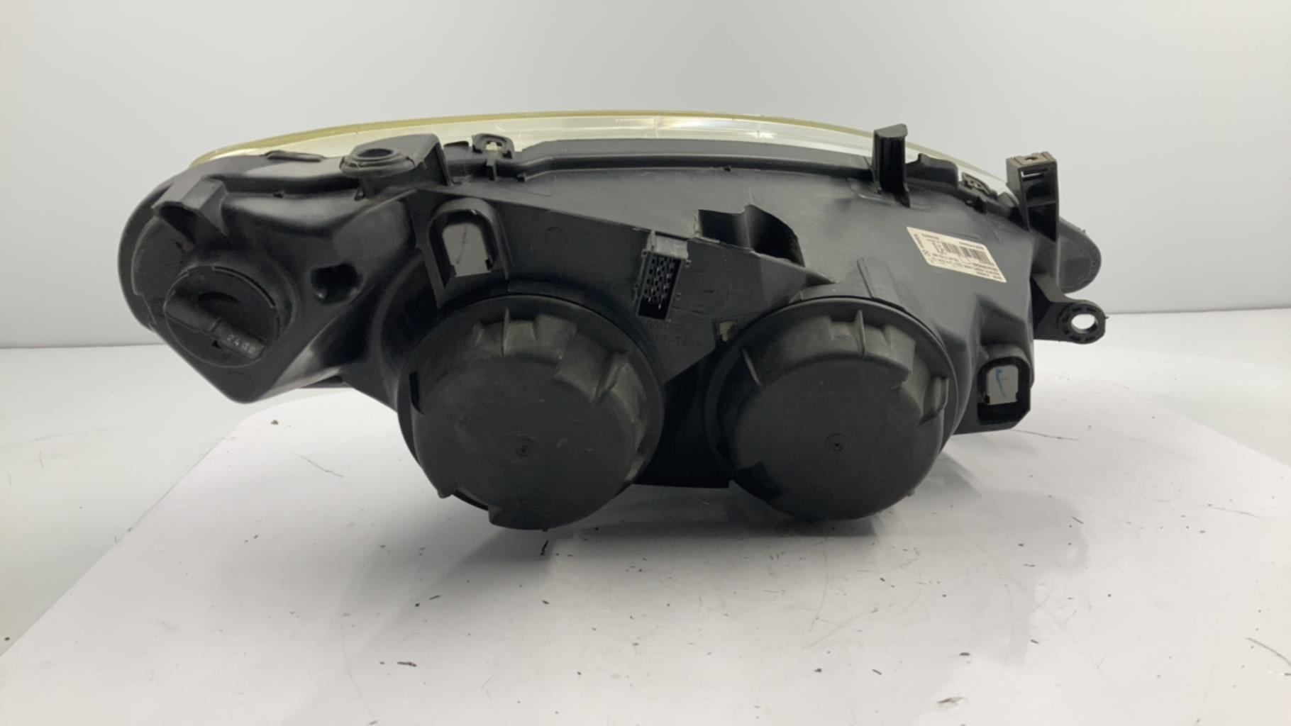 Optique avant principal gauche (feux)(phare) PEUGEOT 307 PHASE 1 BREAK Diesel