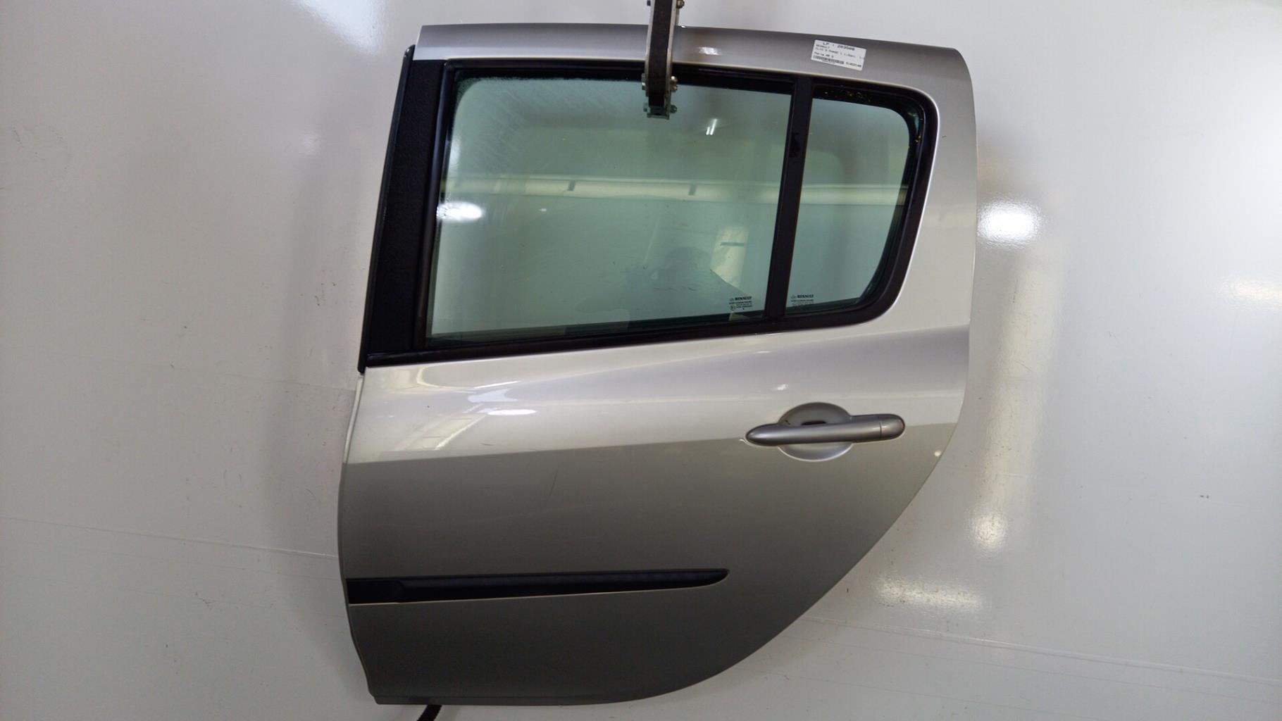 Porte arriere gauche RENAULT CLIO 3 PHASE 1 Diesel