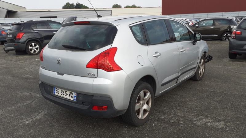 Compteur Peugeot 3008 Phase 1 Diesel Alberdi