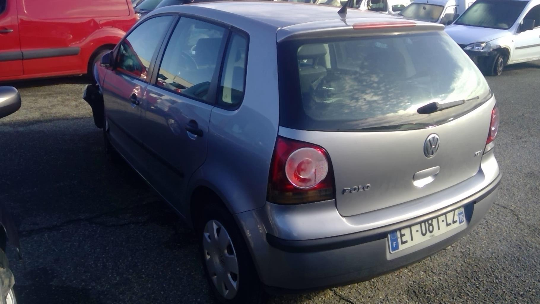 Image Pare choc arriere - VOLKSWAGEN POLO 4