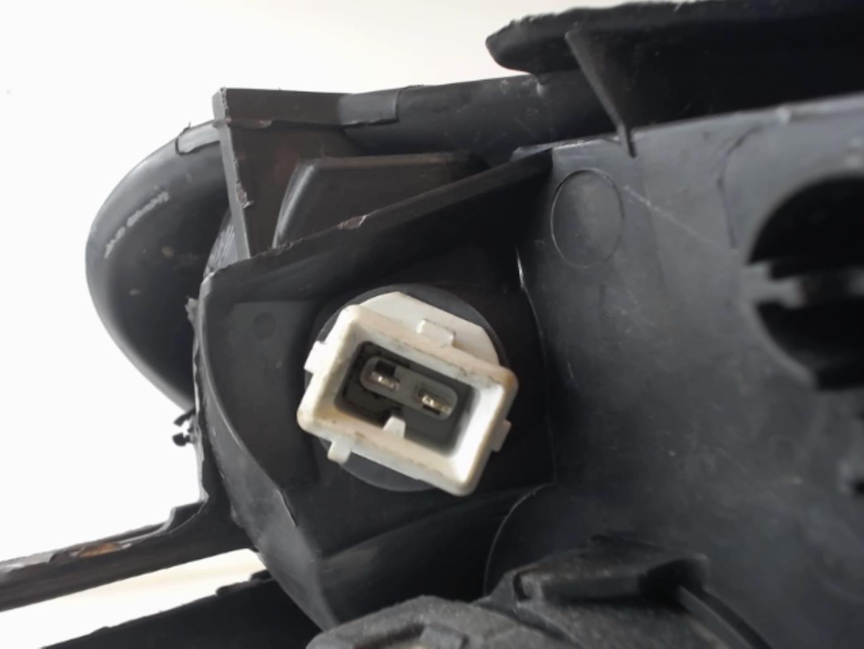 Image Optique avant principal gauche (feux)(phare) - PEUGEOT 206
