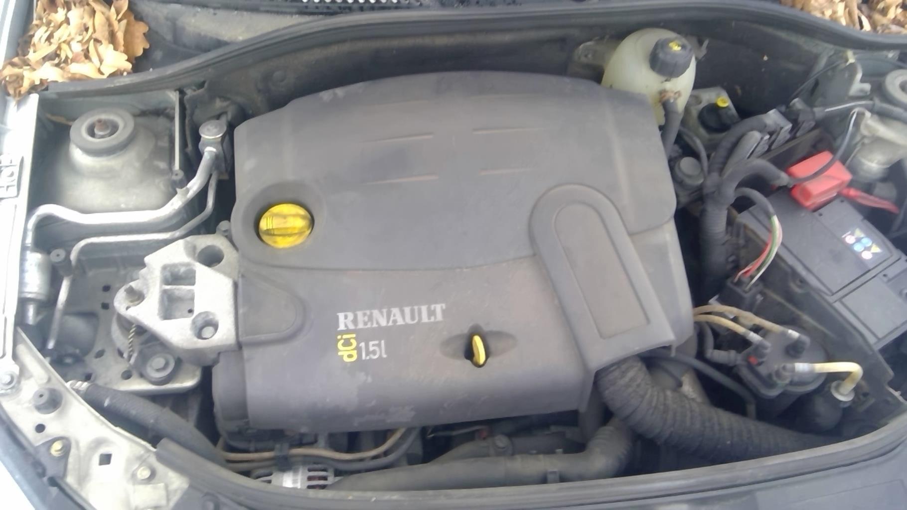 Image Leve vitre electrique avant gauche - RENAULT CLIO 2