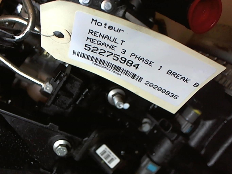 Image Moteur - RENAULT MEGANE 3