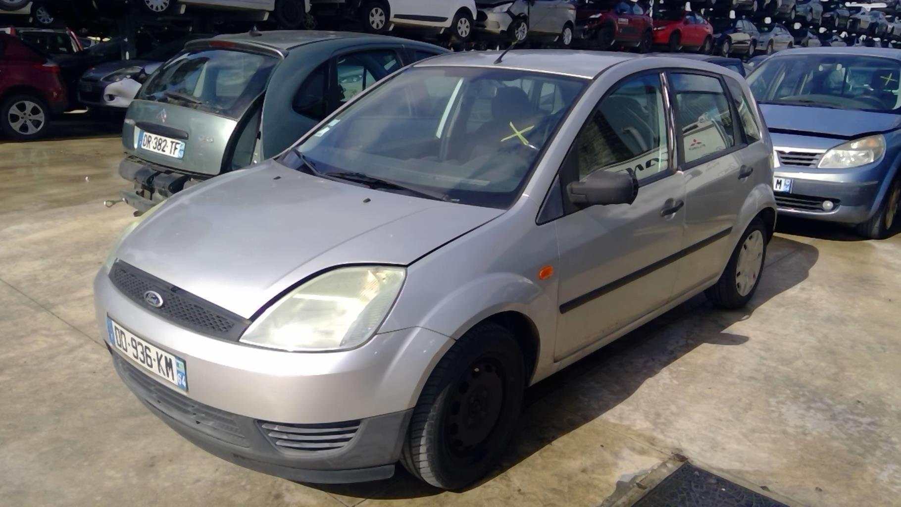 Image Pare choc arriere - FORD FIESTA 5