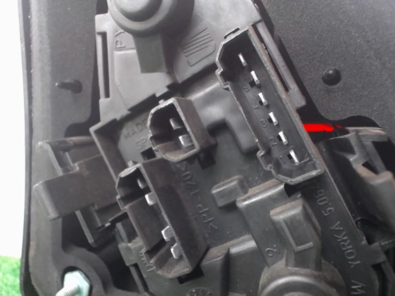 Image Feu arriere principal gauche (feux) - SEAT LEON 1