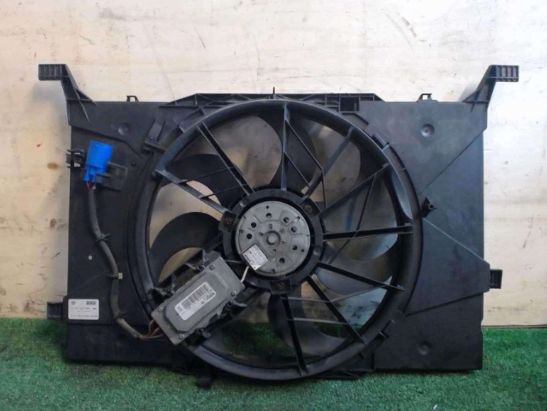 Image Moto ventilateur radiateur - MERCEDES CLASSE A 169