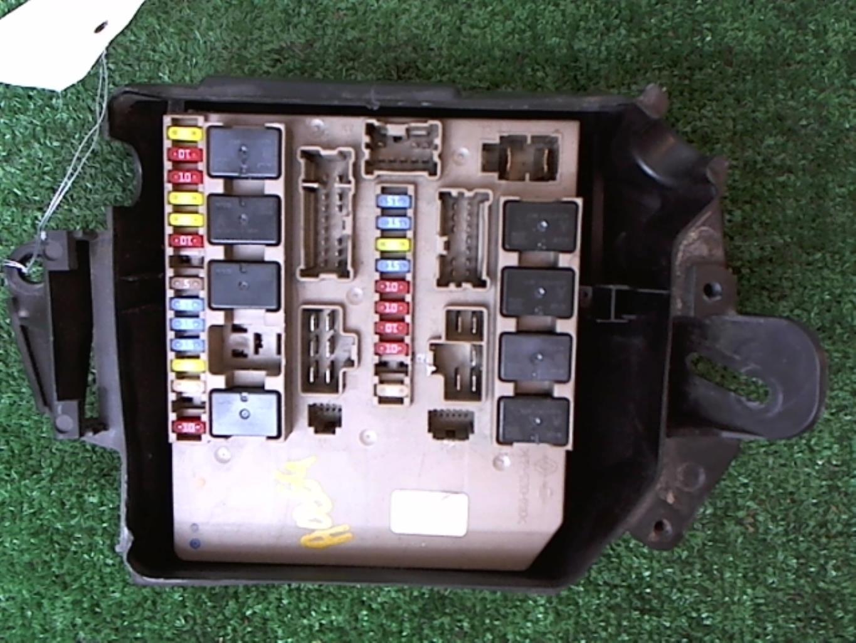 Image Boitier UPC - RENAULT CLIO 3