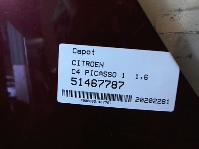 Image Capot - CITROEN C4 PICASSO 1