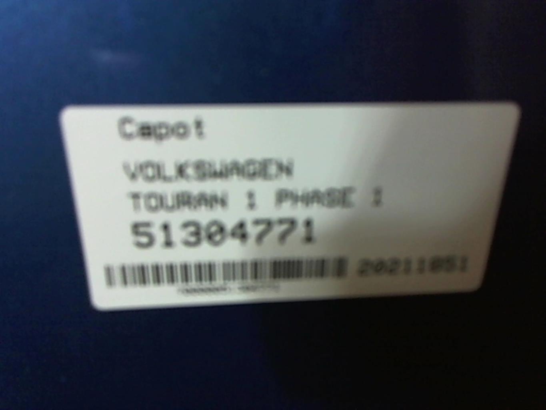 Image Capot - VOLKSWAGEN TOURAN 1