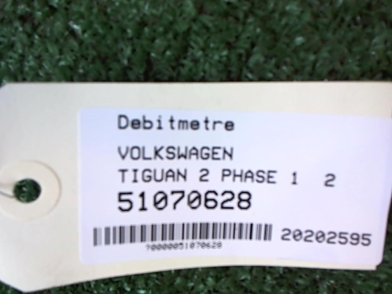 Image Debitmetre - VOLKSWAGEN TIGUAN 2
