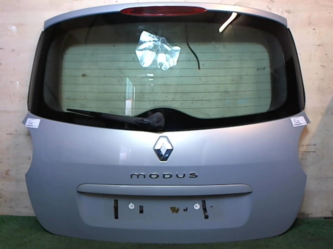 Image Malle/Hayon arriere - RENAULT MODUS