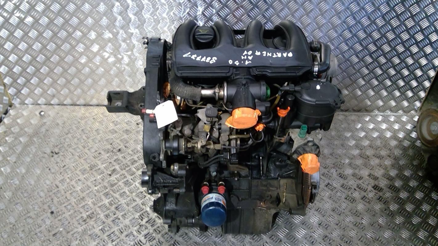 Moteur Peugeot Partner Diesel