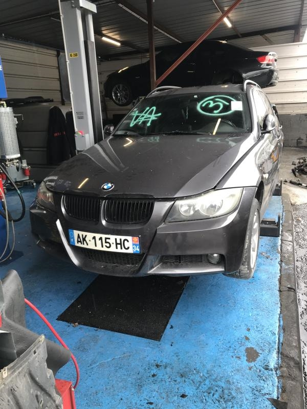 Plaquettes de frein avant BMW SERIE 3 E91 TOURING PHASE 1 BREAK Diesel