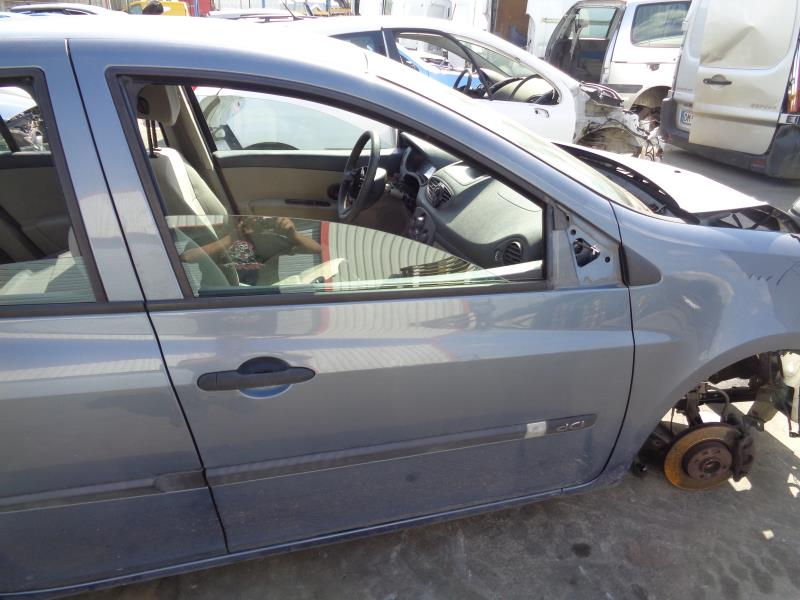 porte arriere droit renault clio iii phase 1 diesel