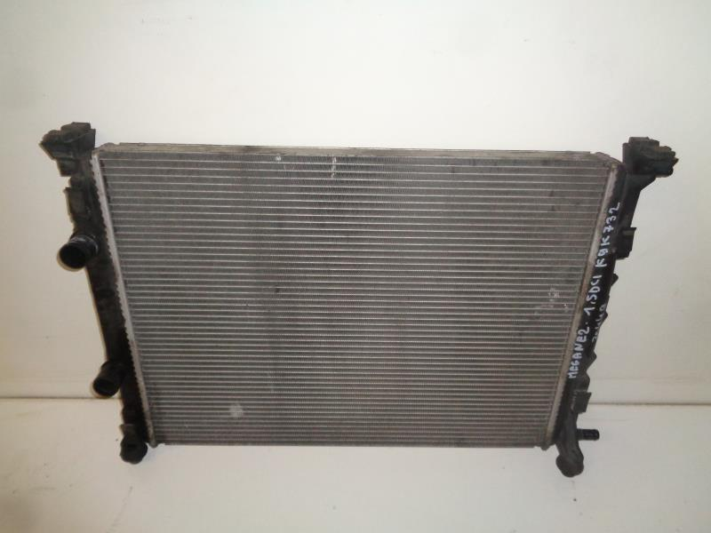 radiateur eau clim renault megane ii phase 2 diesel. Black Bedroom Furniture Sets. Home Design Ideas