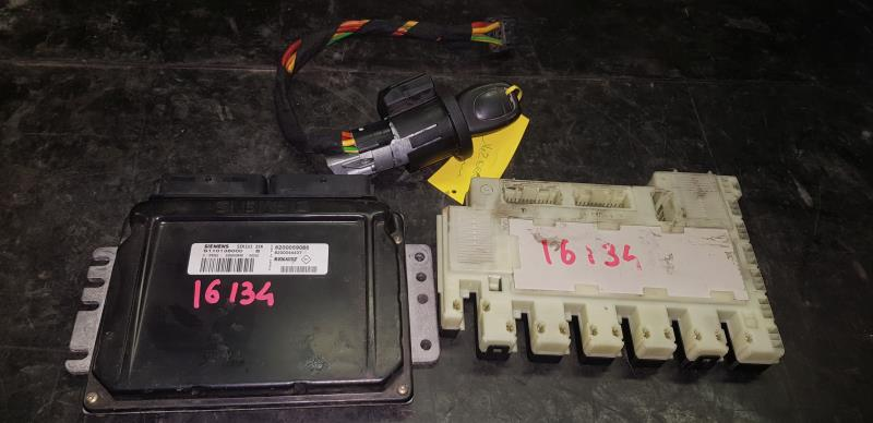 kit de demarrage renault clio ii essence