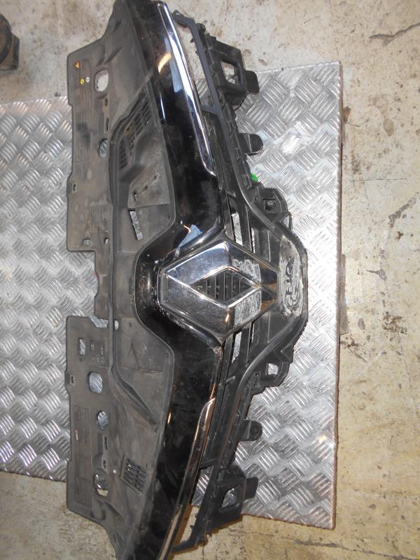 Calandre RENAULT CLIO IV Diesel