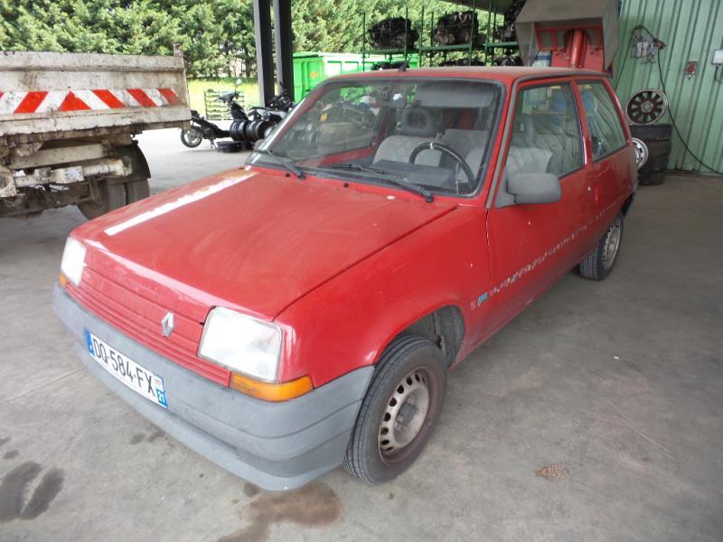 Eclairage De Plaque Pour Renault 4 Photo Pièce Auto. Eclairage De Plaque. Renault Super 5