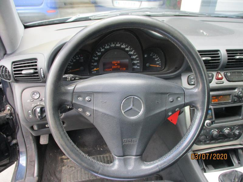 Volant MERCEDES CLASSE C COUPE SPORT 203 PHASE 1 Diesel