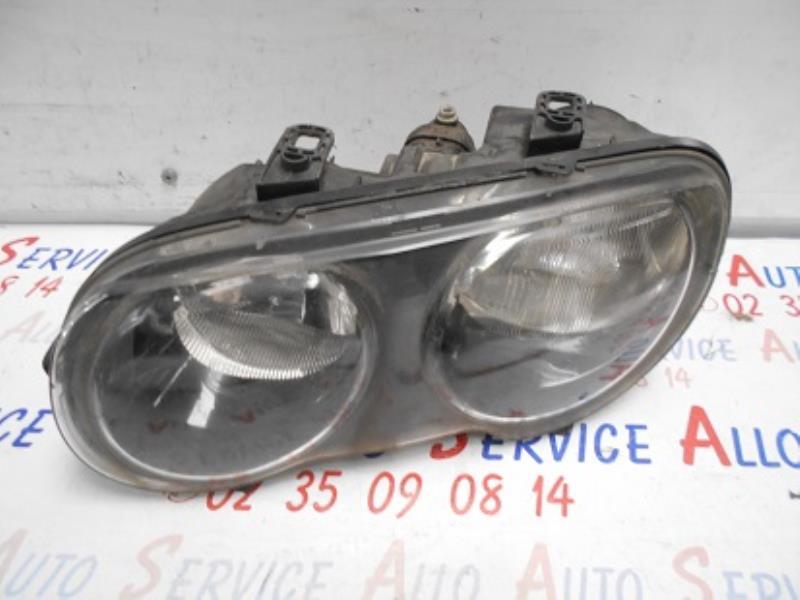 Optique avant principal gauche (feux)(phare) MG ZR Diesel