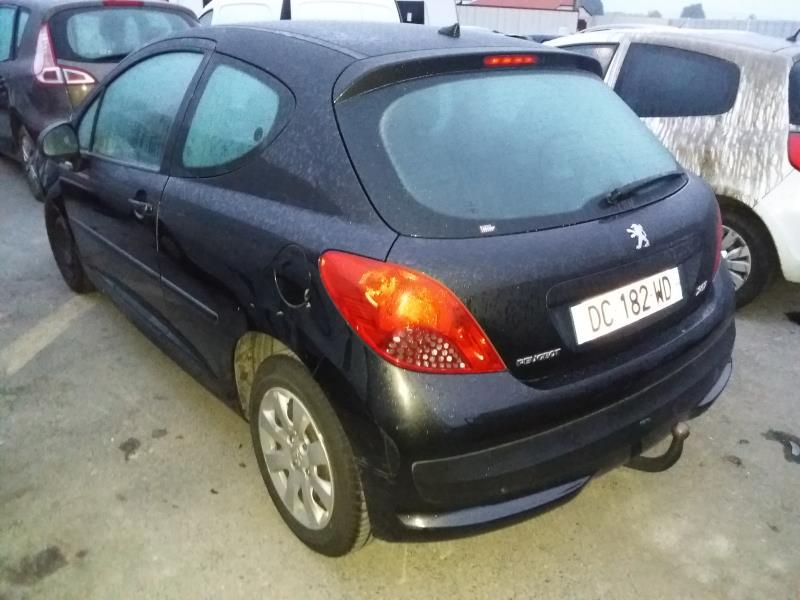 poignée porte gauche Peugeot 207 207 308 Expert Partner