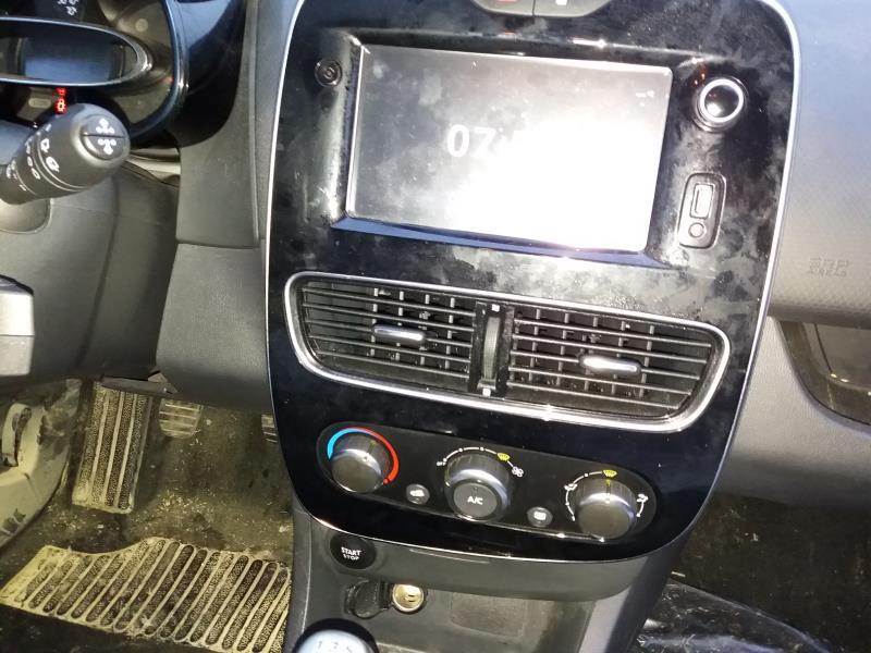 Pare choc arriere RENAULT CLIO IV Diesel