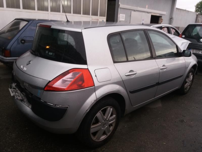 Serrure de coffre Renault Megane II
