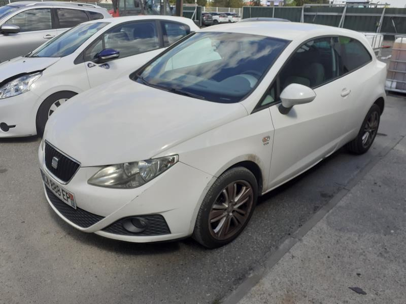 Aile avant gauche SEAT IBIZA 4 PHASE 1 COUPE Diesel