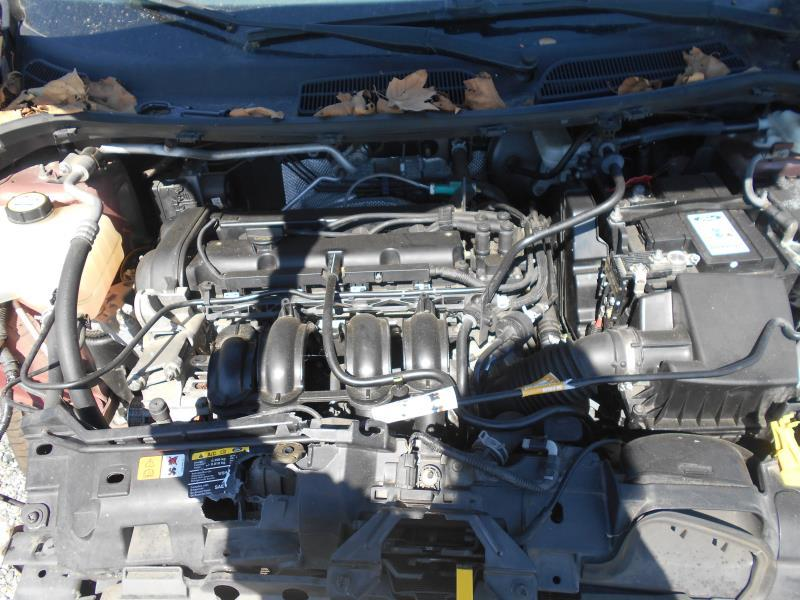 Moteur FORD FIESTA 6 PHASE 1 Essence