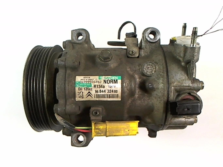 Compresseur clim PEUGEOT PARTNER II TEPEE Diesel