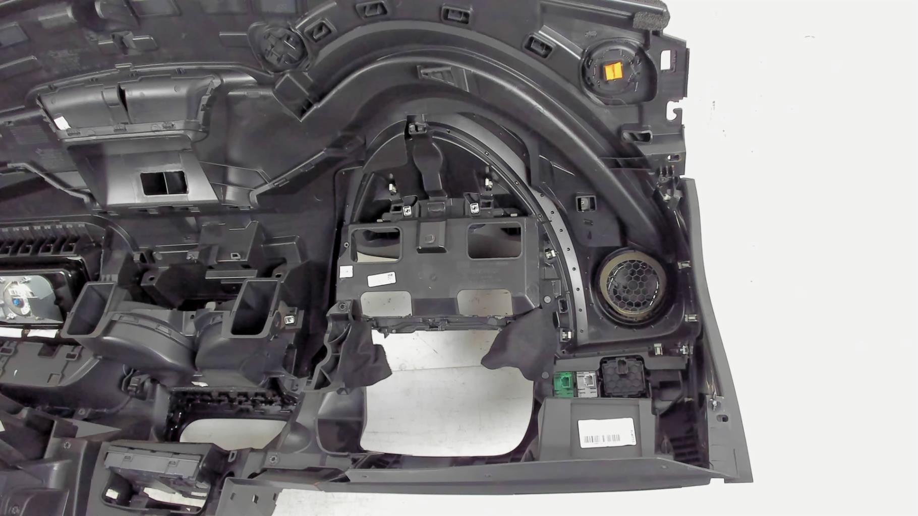 Image Planche de bord complete - RENAULT CLIO 4