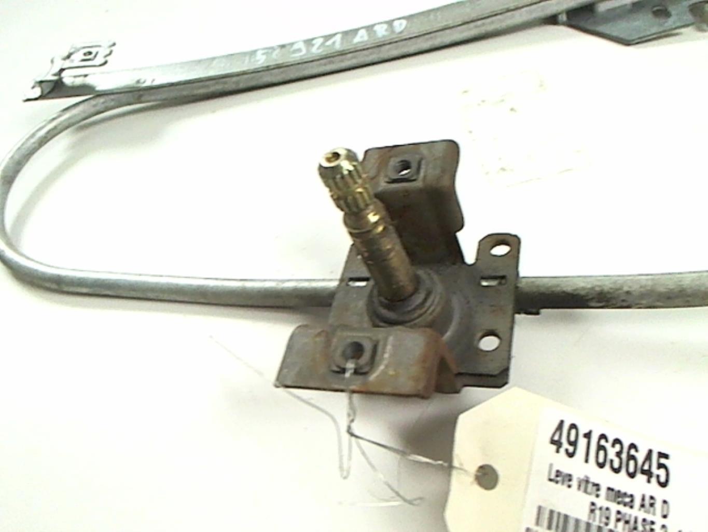 Image Leve vitre mecanique arriere droit - RENAULT R19