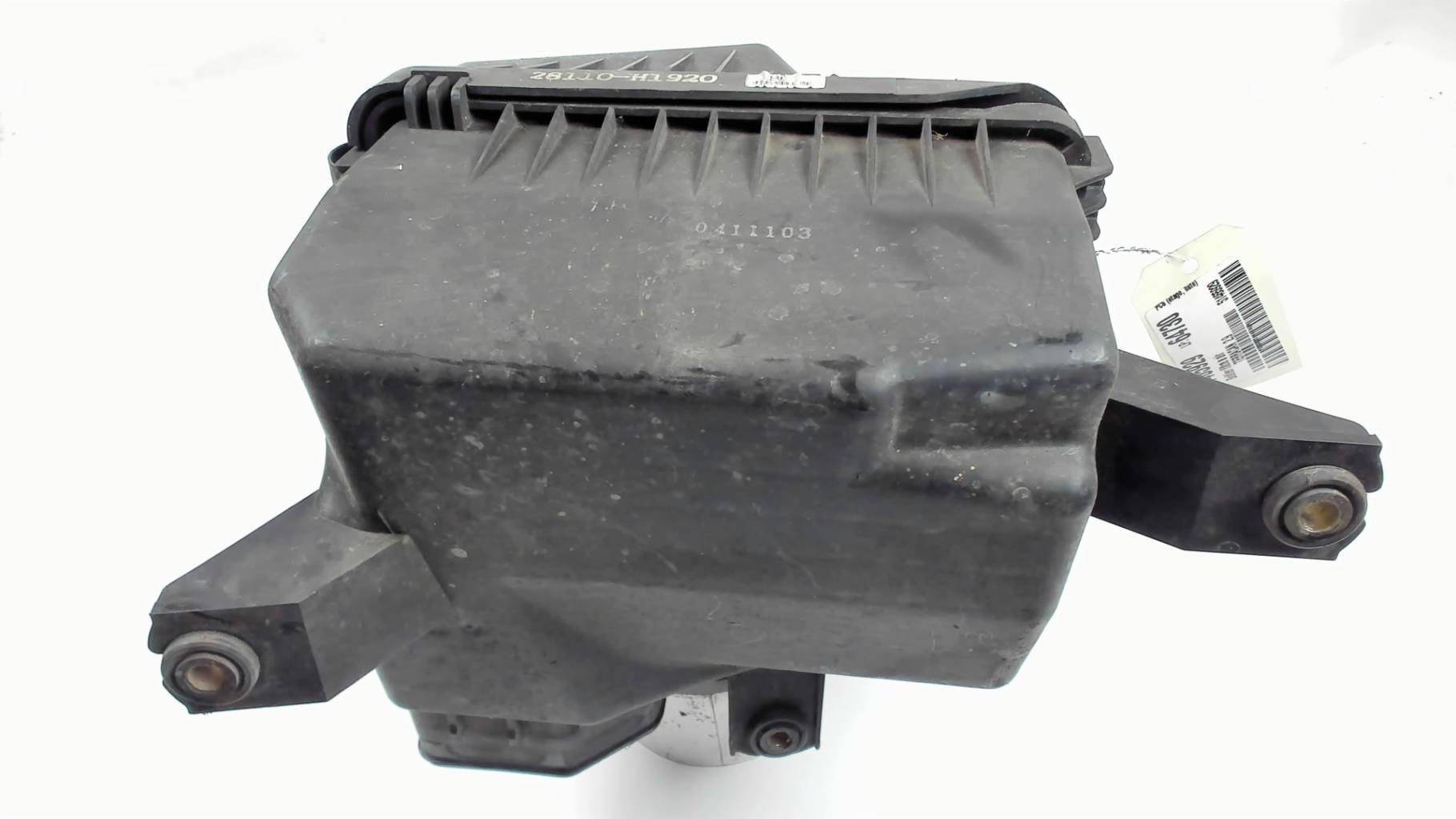 Image Boitier filtre a air - HYUNDAI TERRACAN