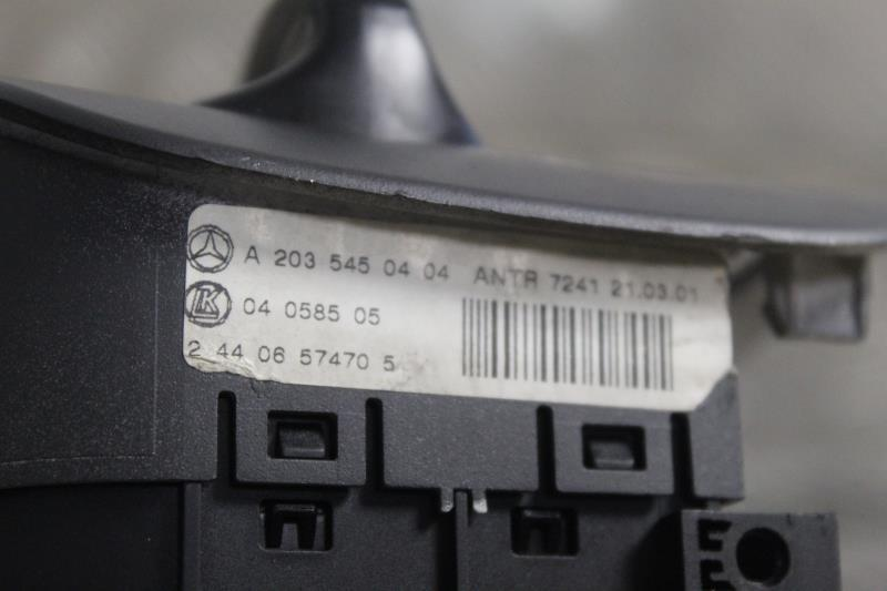 Image Commande de phare - MERCEDES CLASSE C 203