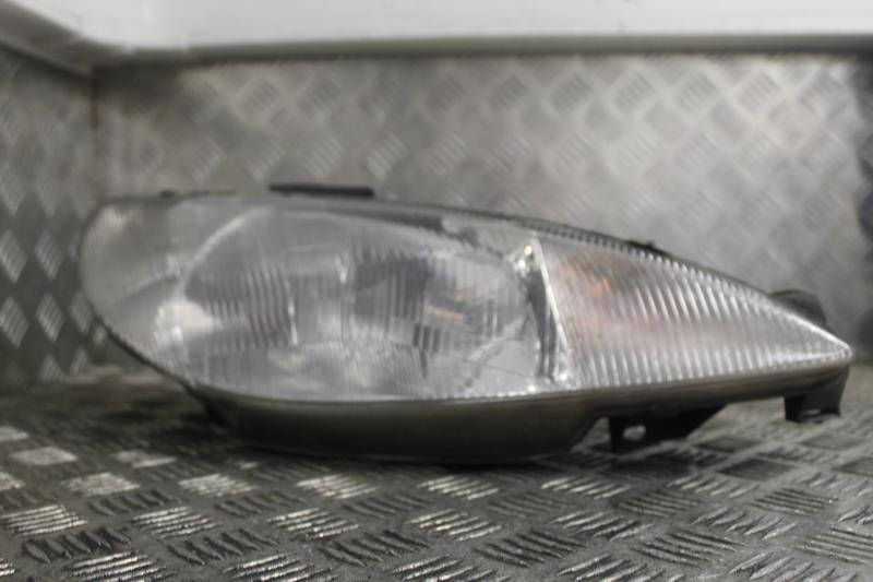 Image Optique avant principal droit (feux)(phare) - PEUGEOT 206